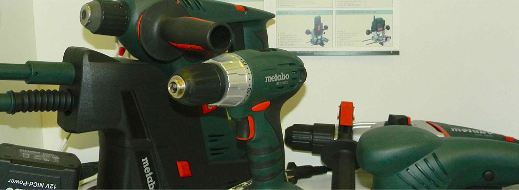 Metabo Power Drills